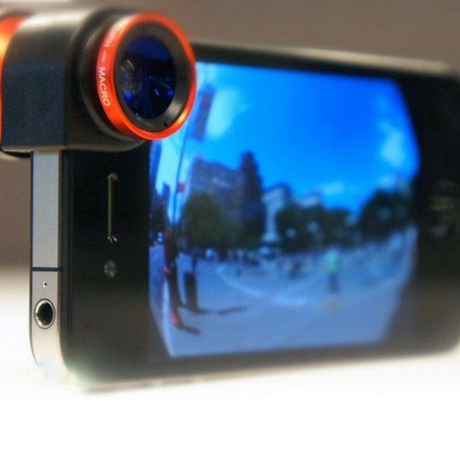 Ollo Clip on iPhone